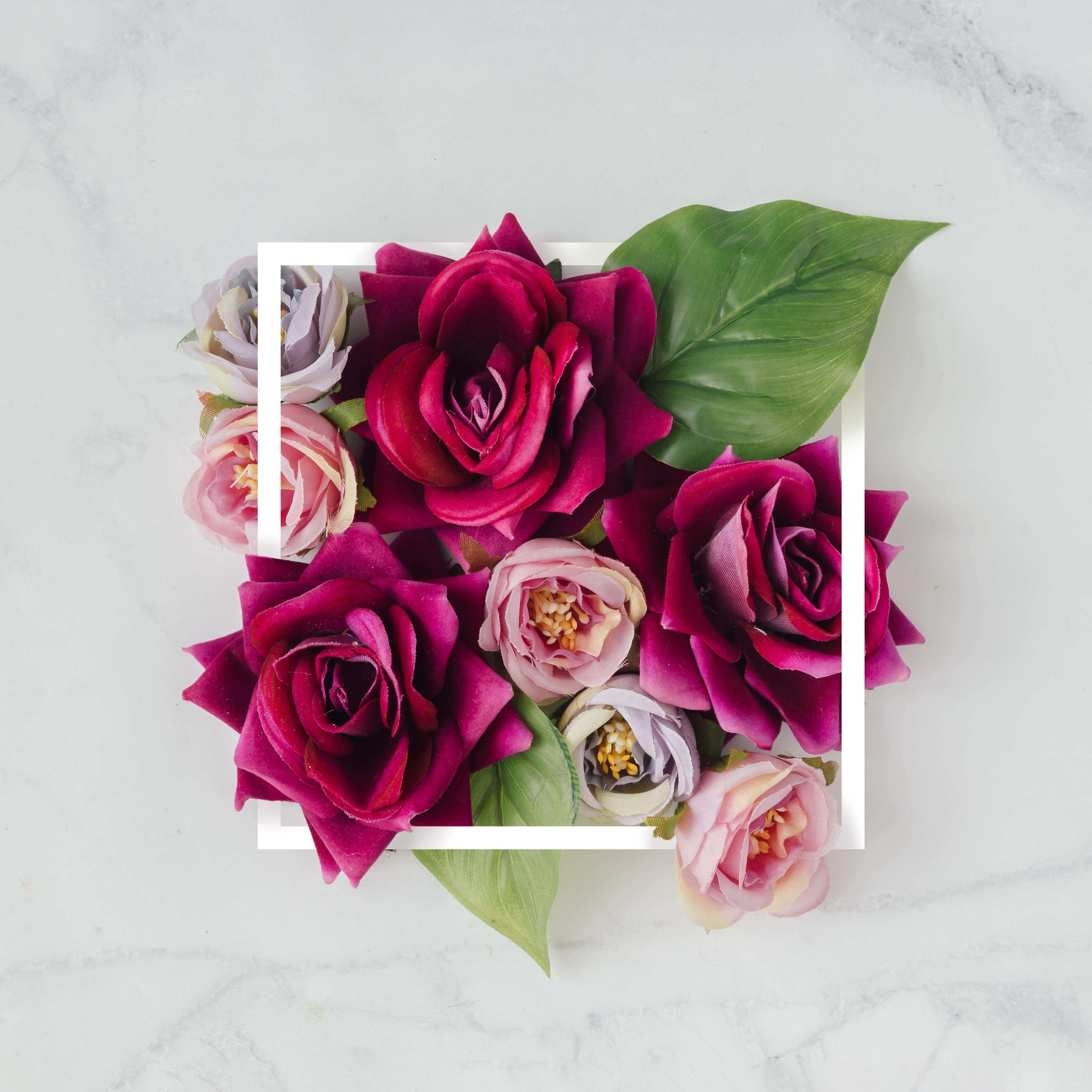 バラのアレンジメント