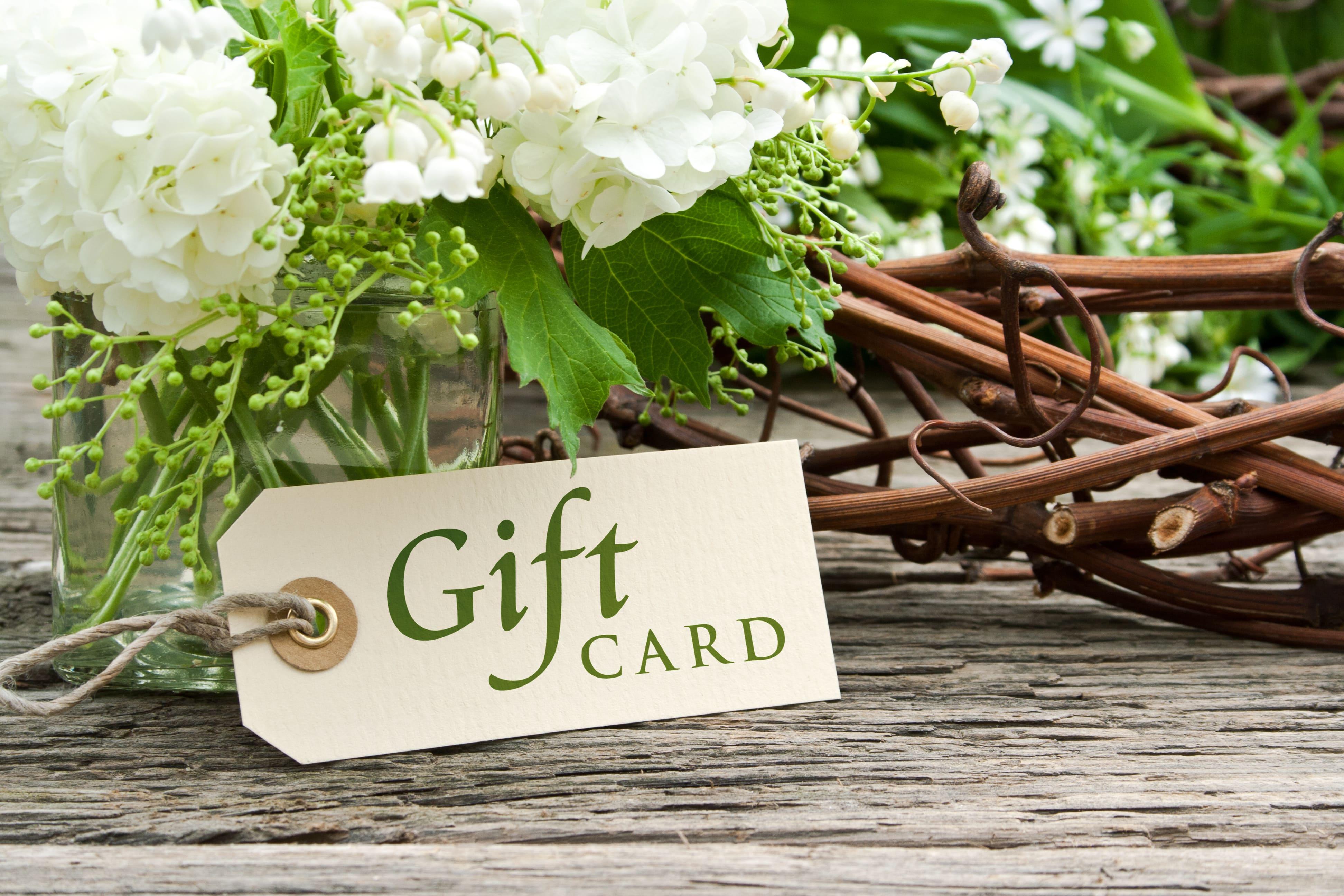 ギフトカード(Gift CARD)