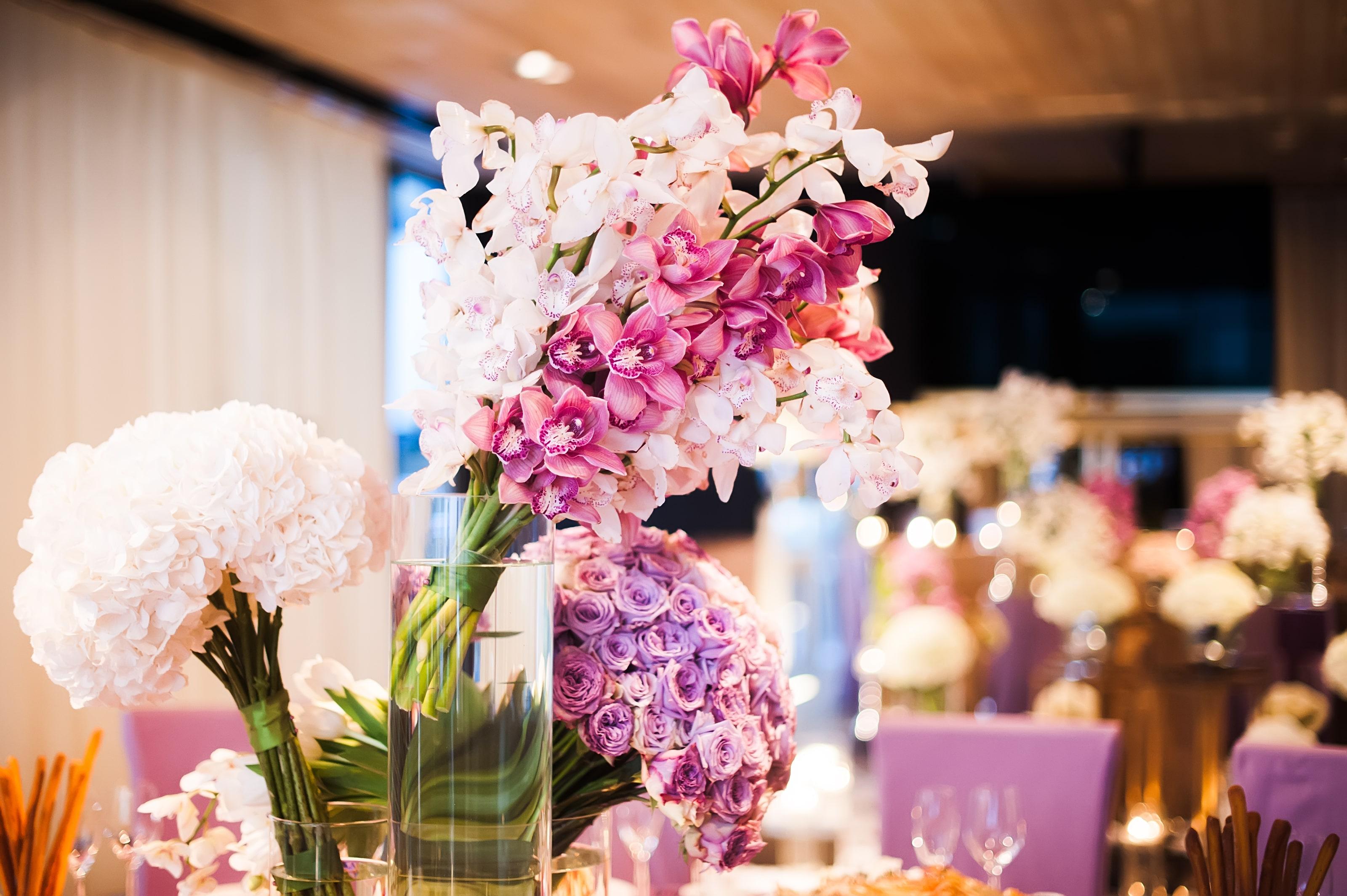 花瓶の胡蝶蘭